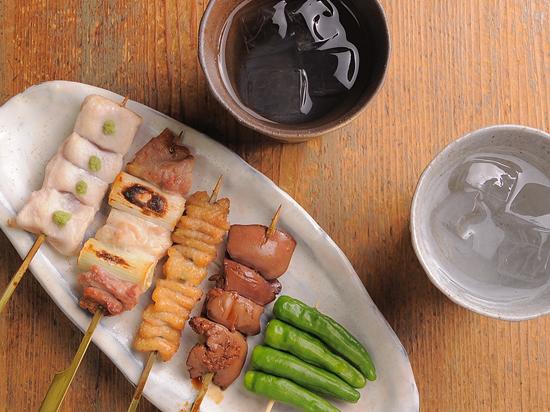 日本三大地鶏のひとつ、その中でも最も希少と言われている最高級地鶏